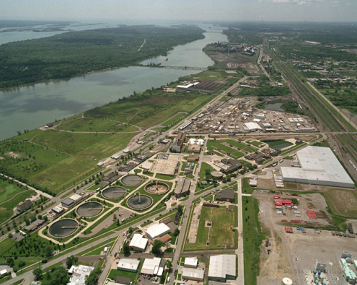 Photo: Downriver Utility Wastewater Authority.