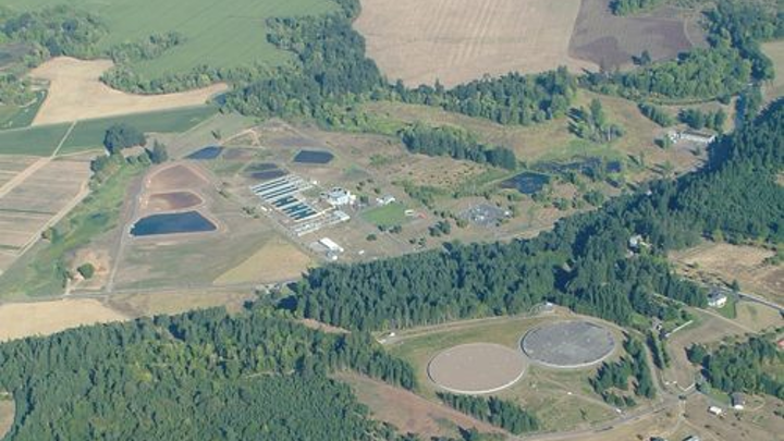 Water Treatment Plant Expansion Project in Forest Grove, Ore.