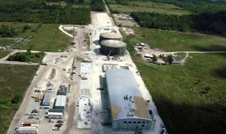 The City of Hialeah's reverse osmosis (RO) water treatment plant (WTP). Photo: City of Hialeah.