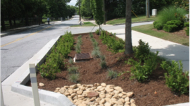 Content Dam Ww Online Articles 2019 02 Ww Example Of A Stormwater Green Infrastructure    Bump Out    In Atlanta