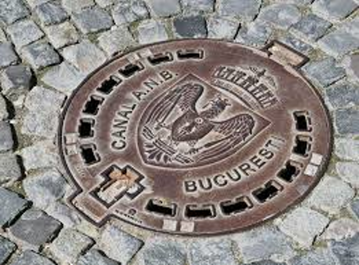 Content Dam Ww Online Articles 2019 02 Wwi Bucharest Manhole Cover