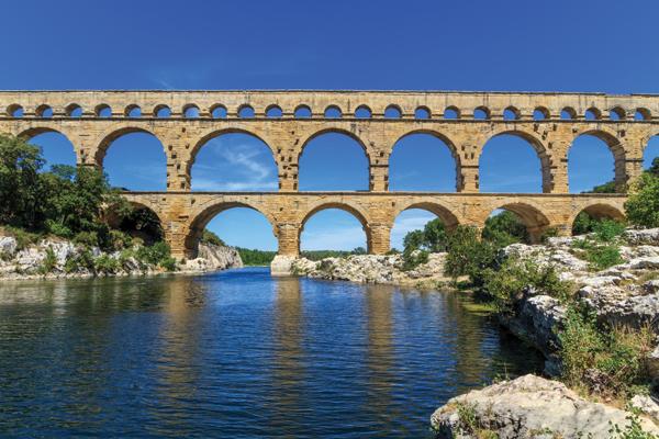 1903wwin1 P02 Pont Du Gard   Nimes