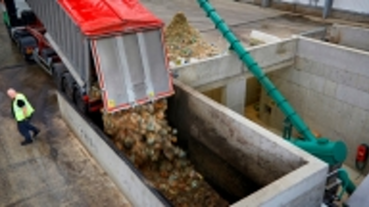 Severn Trent Co-locating Food Waste Plant at Warwickshire Sewage Works