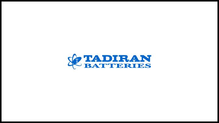 Content Dam Ww En Sponsors O T Tadiran Batteries Leftcolumn Sponsor Vendorlogo File