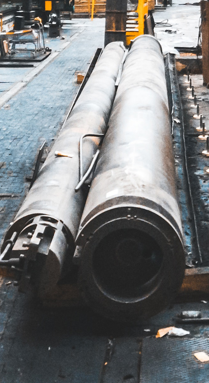 Northwest Pipe Company contracted for water supply tunnel