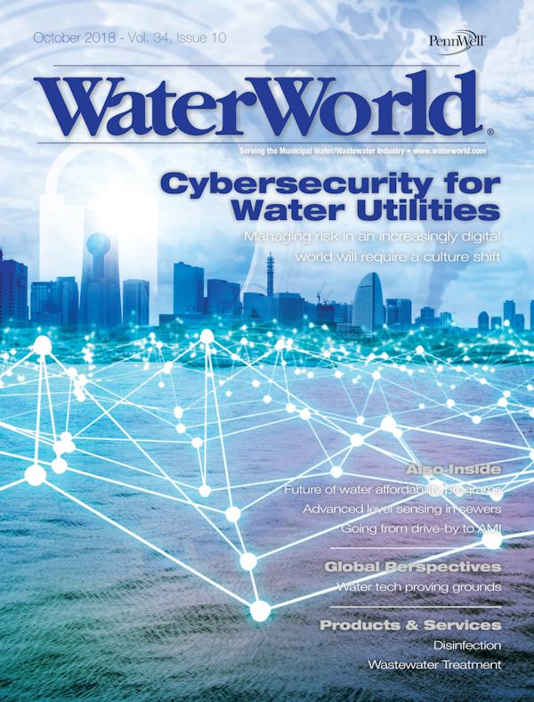 WaterWorld Volume 34, Issue 10