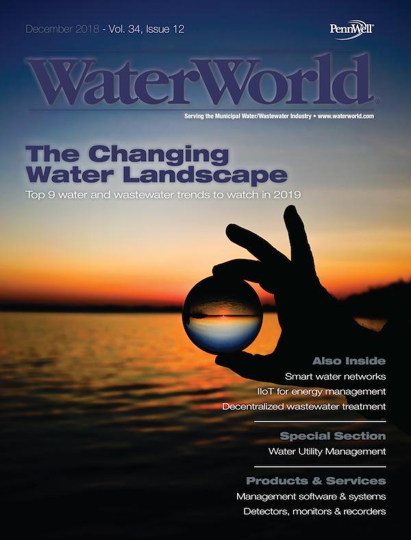 WaterWorld Volume 34, Issue 12