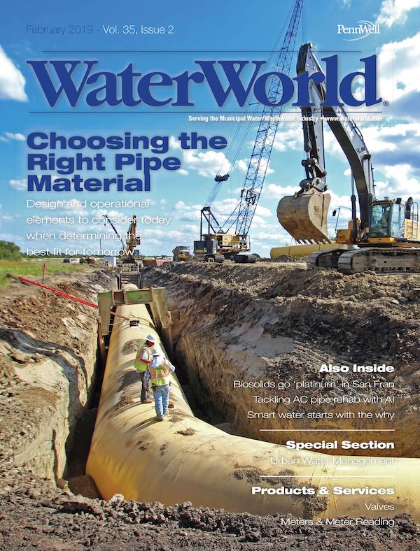 WaterWorld Volume 35, Issue 2