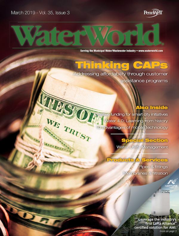 WaterWorld Volume 35, Issue 3