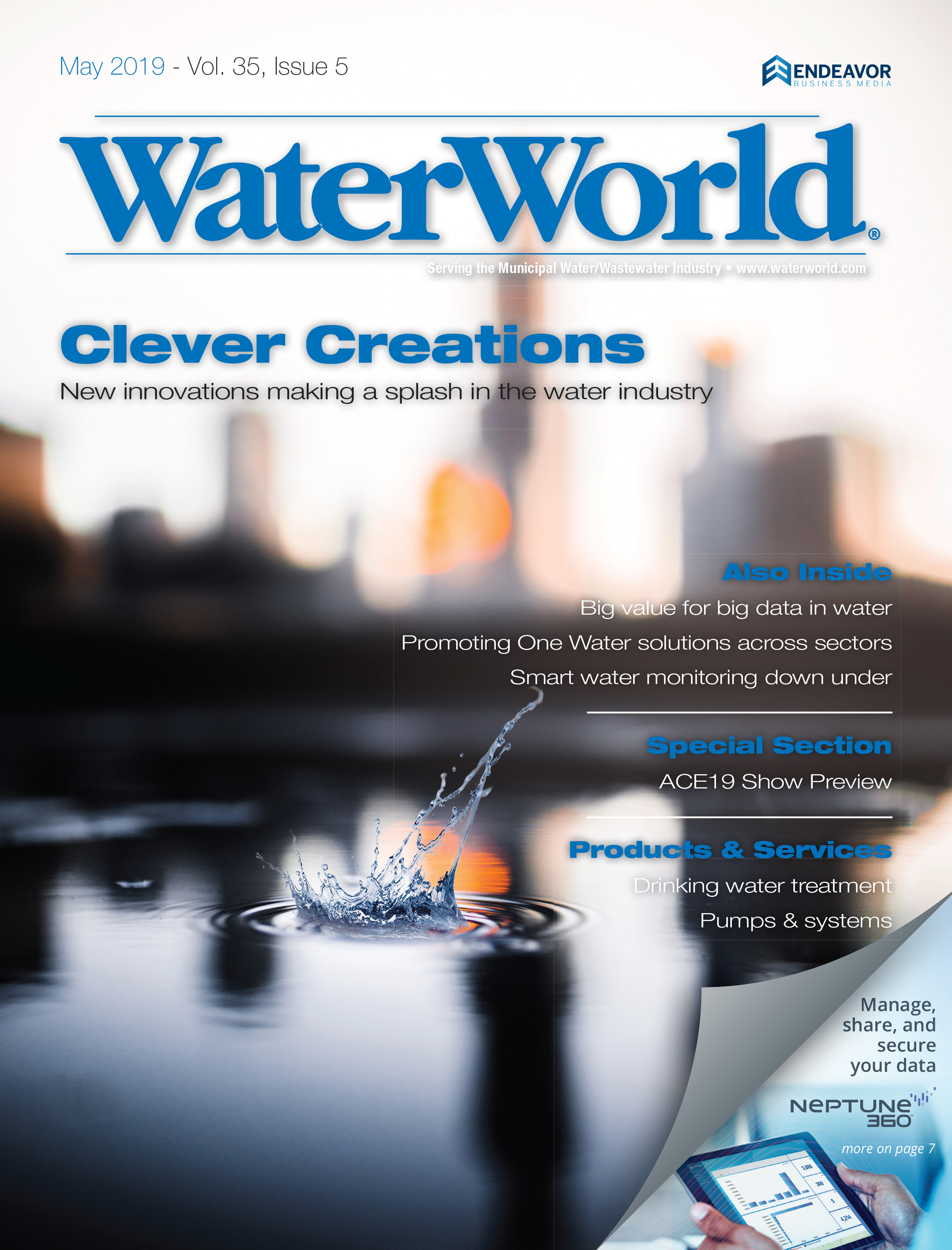 WaterWorld Volume 35, Issue 5