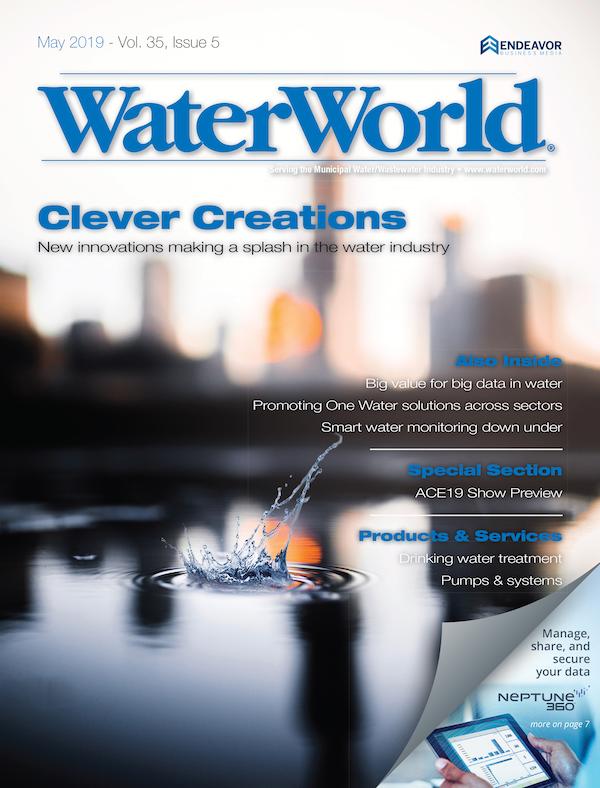 WaterWorld Volume 35, Issue 5