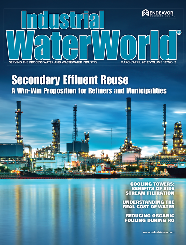 Industrial WaterWorld Volume 19, Issue 2