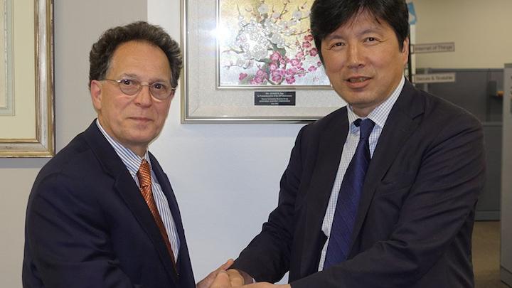 Mitsubishi Russ Takeda