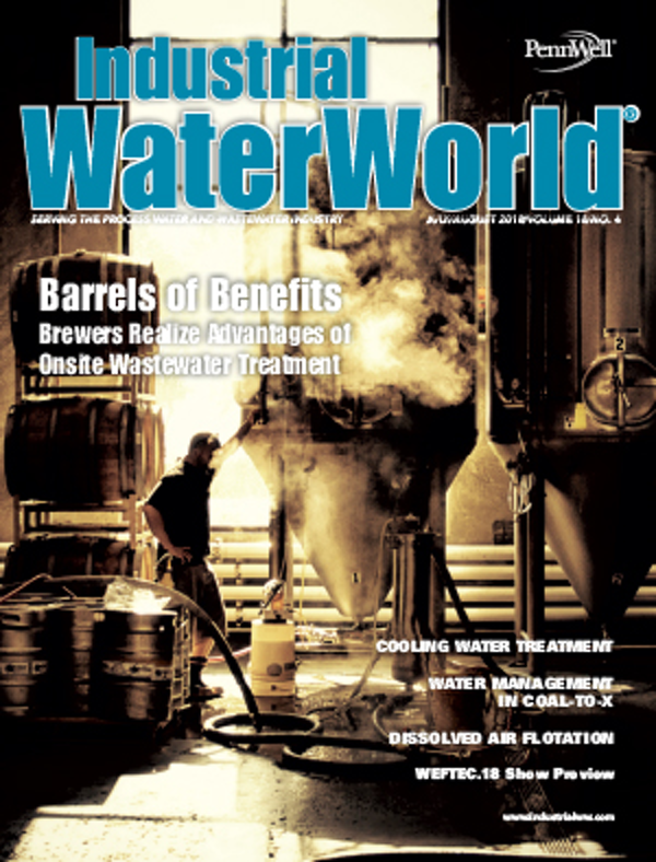 Industrial WaterWorld Volume 18, Issue 4
