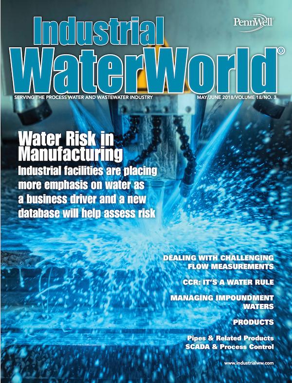 Industrial WaterWorld Volume 18, Issue 3