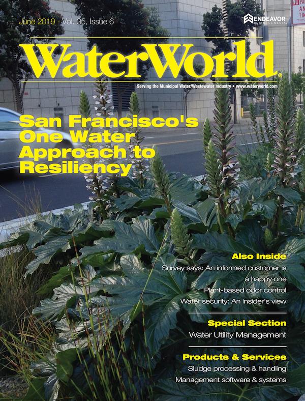 WaterWorld Volume 35, Issue 6
