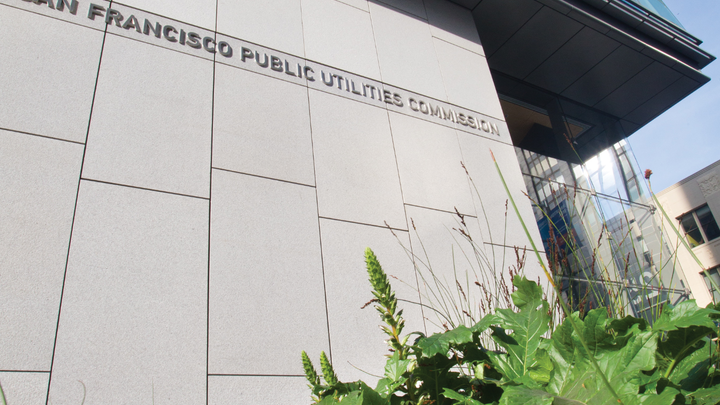 At its main headquarters, SFPUC practices the one-water strategies it promotes.