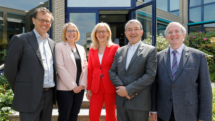 Europe's water services has elected Dr Claudia Castell-Exner as EurEau President for the next two years.