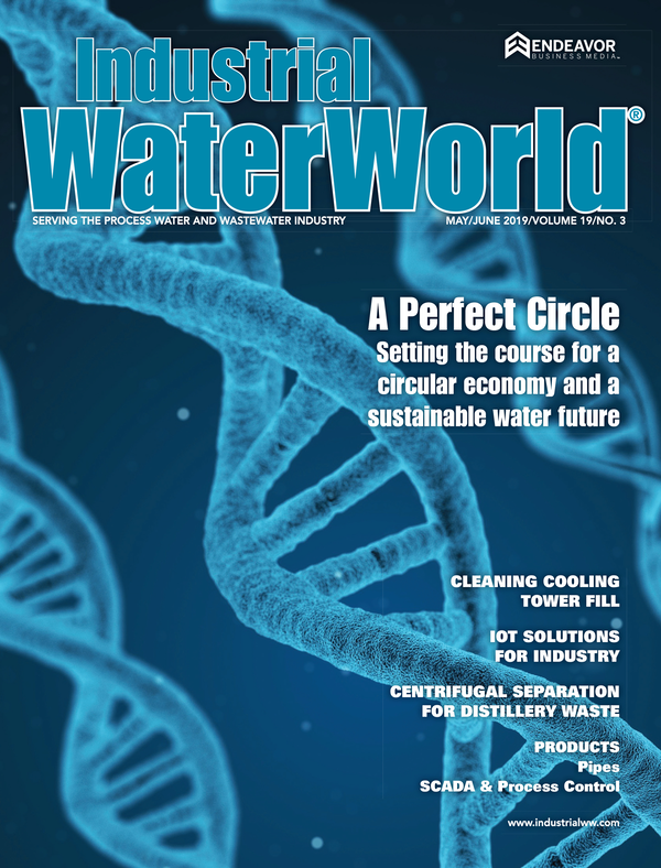 Industrial WaterWorld Volume 19, Issue 3