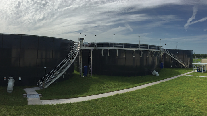 With so much riding on the performance of its water reclamation system, Manatee County turns to proven providers like CST and Florida Aquastore for its liquid storage needs.