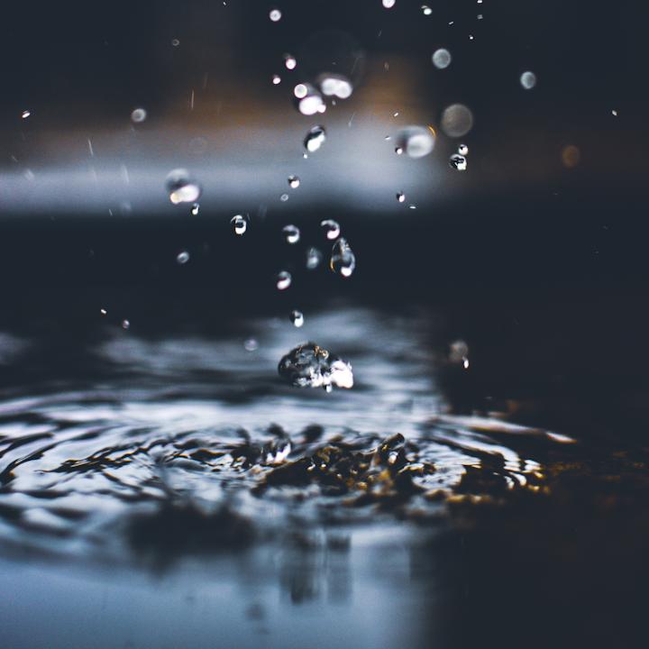 Art Blue Water Close Up 1251293