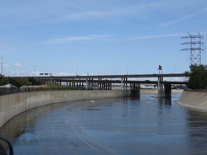LA River file photo.