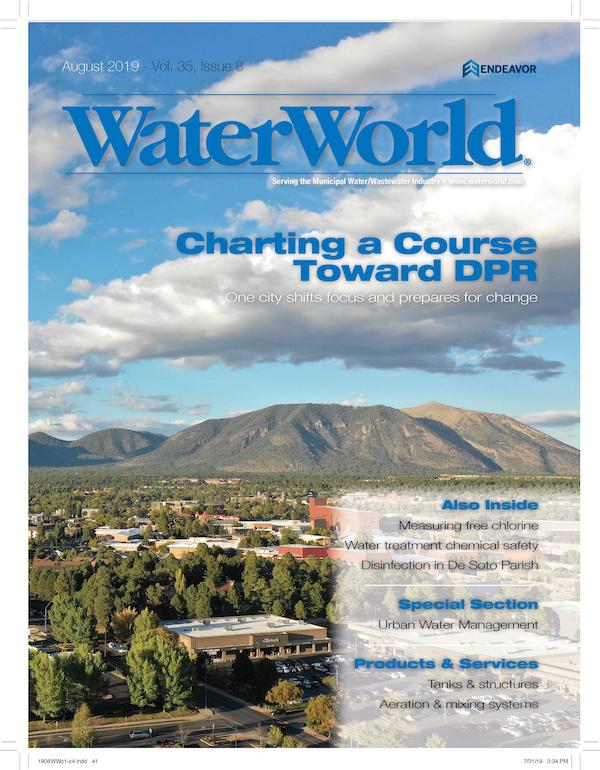 WaterWorld Volume 35, Issue 8
