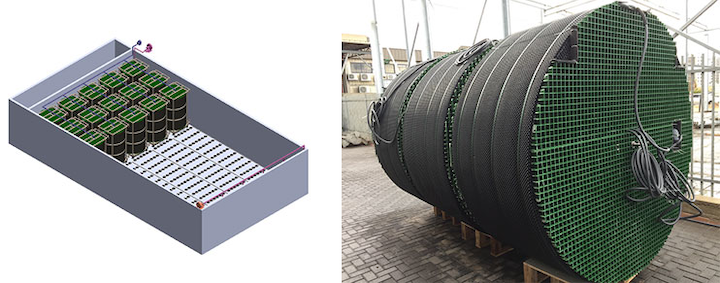 Fluence Corporation Limited has executed a contract for the delivery of a 3,000 m3/day SUBRE system (the submerged version of its proprietary MABR technology) in Panjin, China.