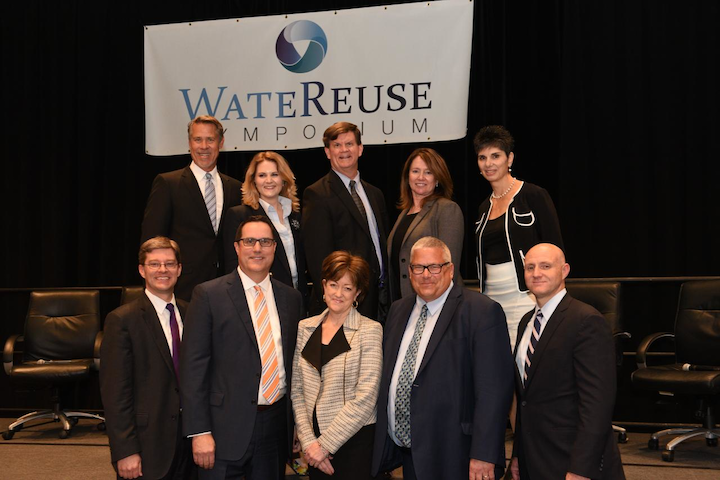 EPA, alongside its federal partners, released the draft national WateReuse Action Plan at the 34th Annual WateReuse Symposium.