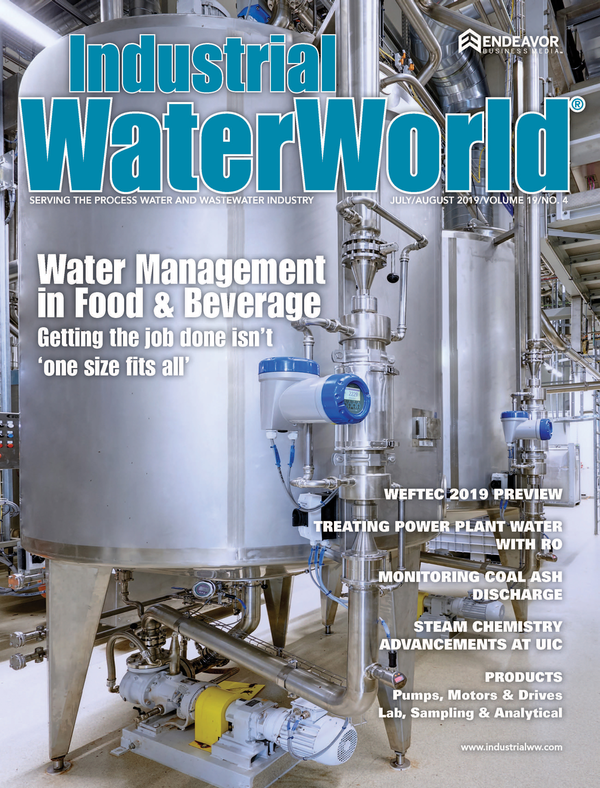 Industrial WaterWorld Volume 19, Issue 4