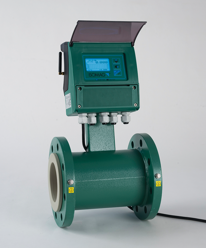 The FLOWIZ MV255 combines state-of-the-art electromagnetic flow measurement with secure data storage and remote communications in a long-lasting, battery-powered system.