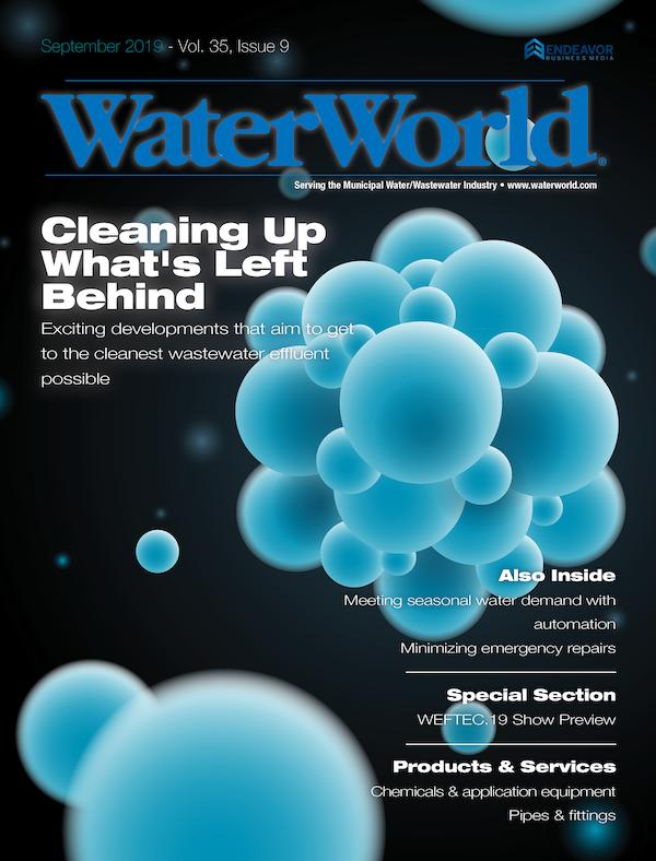WaterWorld Volume 35, Issue 9
