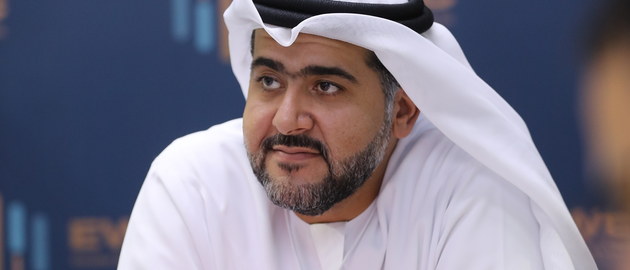 Othman Al Ali, CEO of EWEC.