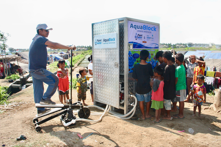 Xylem, Planet Water Foundation to bring safe drinking water