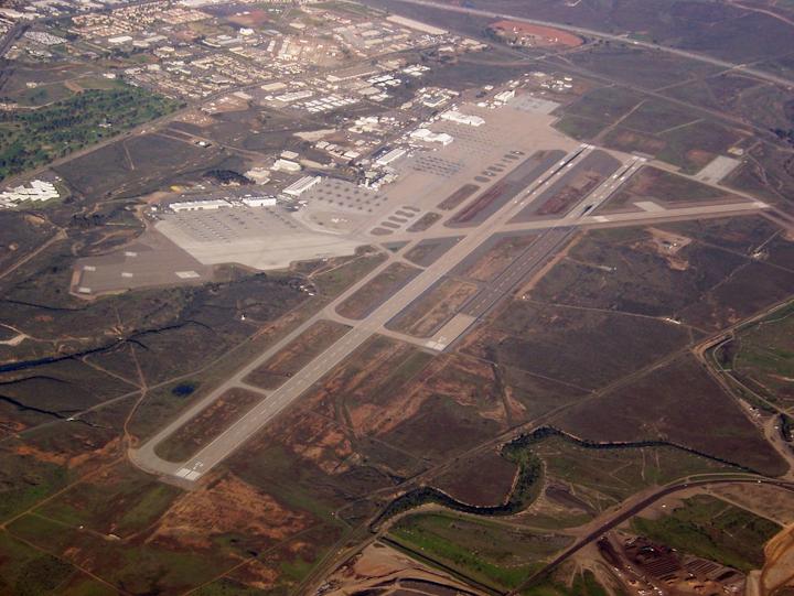 Marine Corps Air Station Miramar.