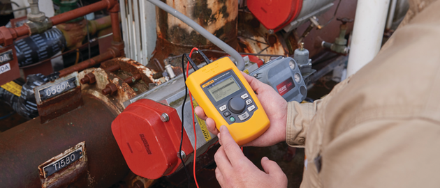New intelligent loop calibration diagnostic tools like the Fluke-710 can generate the 4–20 mA signals that will move a forward-acting valve from open to closed and back.