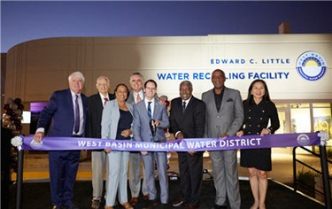 West Basin Re Opens El Segundo Water Recycling Facility Waterworld
