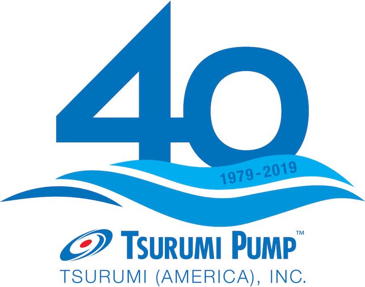 Tsurumi Pump Celebrates 40 Years Of Business In The U s