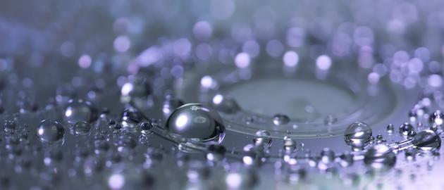 Beads Blur Bubble 270410