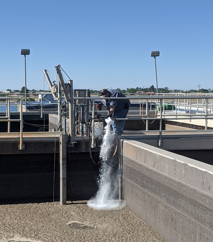 Dewatering Sludge and Reducing Polymer Usage | WaterWorld