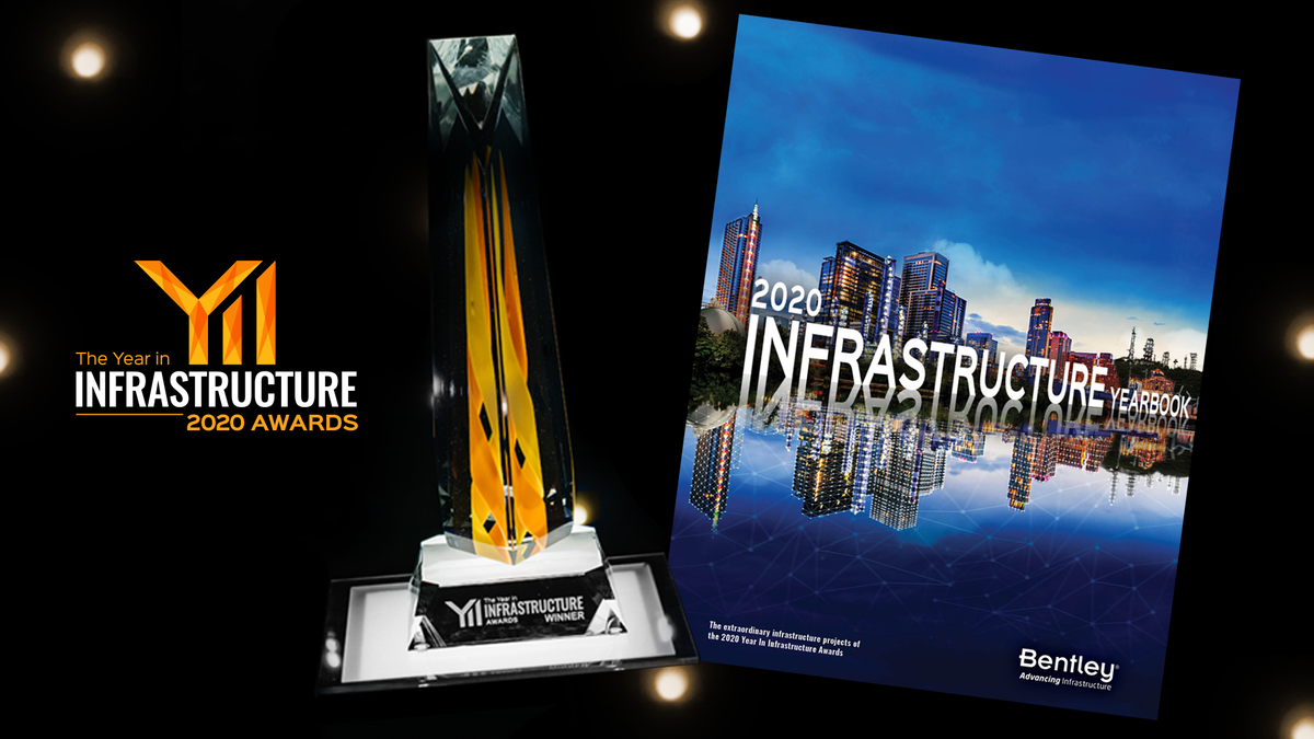 Bentley Systems announces Year in Infrastructure 2020 award winners |  WaterWorld