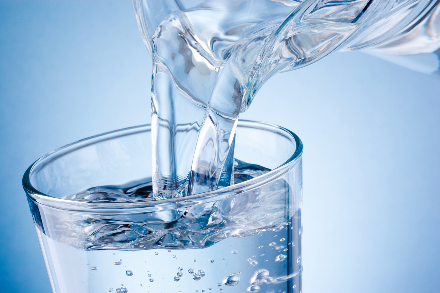 Drinking water facilities that treat surface water typically use a conventional treatment train consisting of coagulation, flocculation, sedimentation and filtration, followed by disinfection.