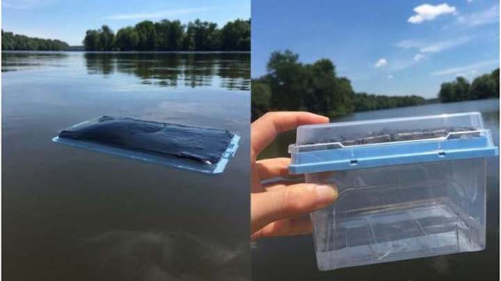 In a study conducted at Princeton University, researchers placed the gel in lake water where it absorbed pure water, leaving contaminants behind. The researchers then placed the gel in the sun, where solar energy heated up the gel, causing the discharge of the pure water into the container.