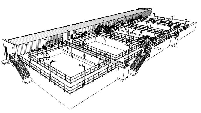 NE wastewater treatment plant employs AquaNereda technology
